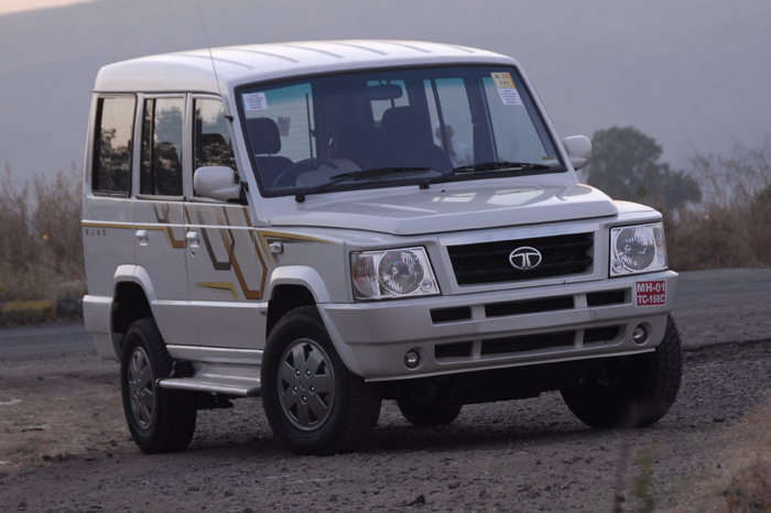Tata Sumo Gold Review Test Drive Autocar India