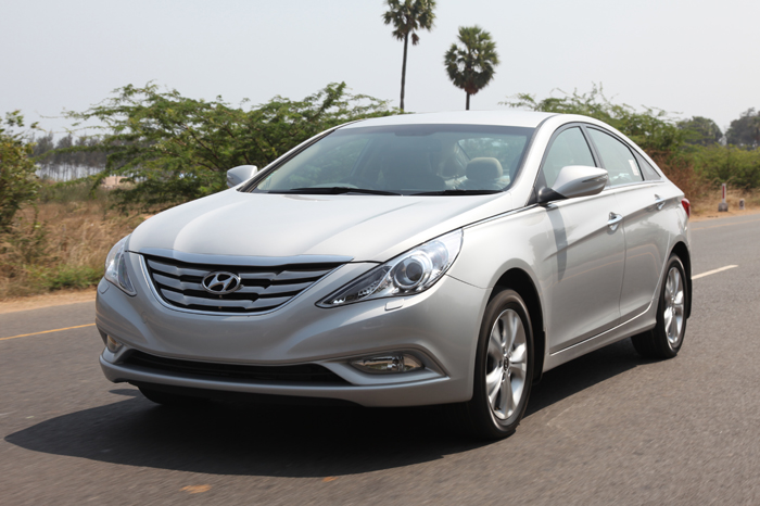 New Sonata review, test drive - Autocar India