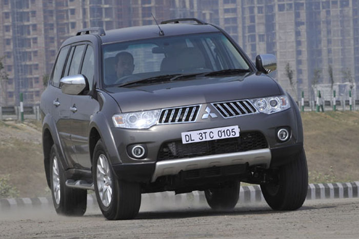 Mitsubishi Pajero Sport review, test drive - Autocar India