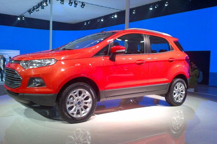 ford ecosport production version revealed autocar india. Black Bedroom Furniture Sets. Home Design Ideas