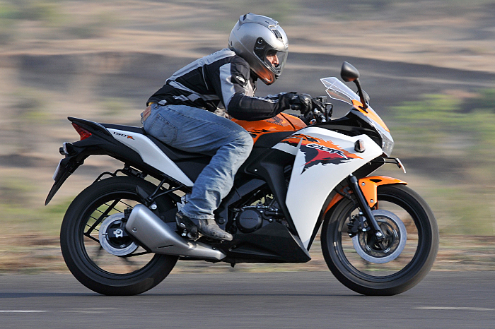Honda CBR 150R Review Test Ride