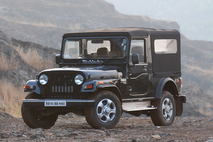New 2012 Mahindra Thar Review Test Drive Autocar India