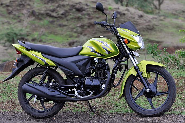 Suzuki Bike Finance India