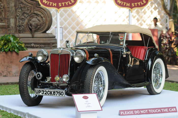 India S Finest Vintage Cars Coming To Mumbai Autocar India
