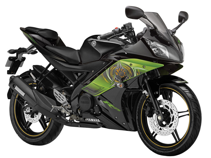 Yamaha R New Graphics