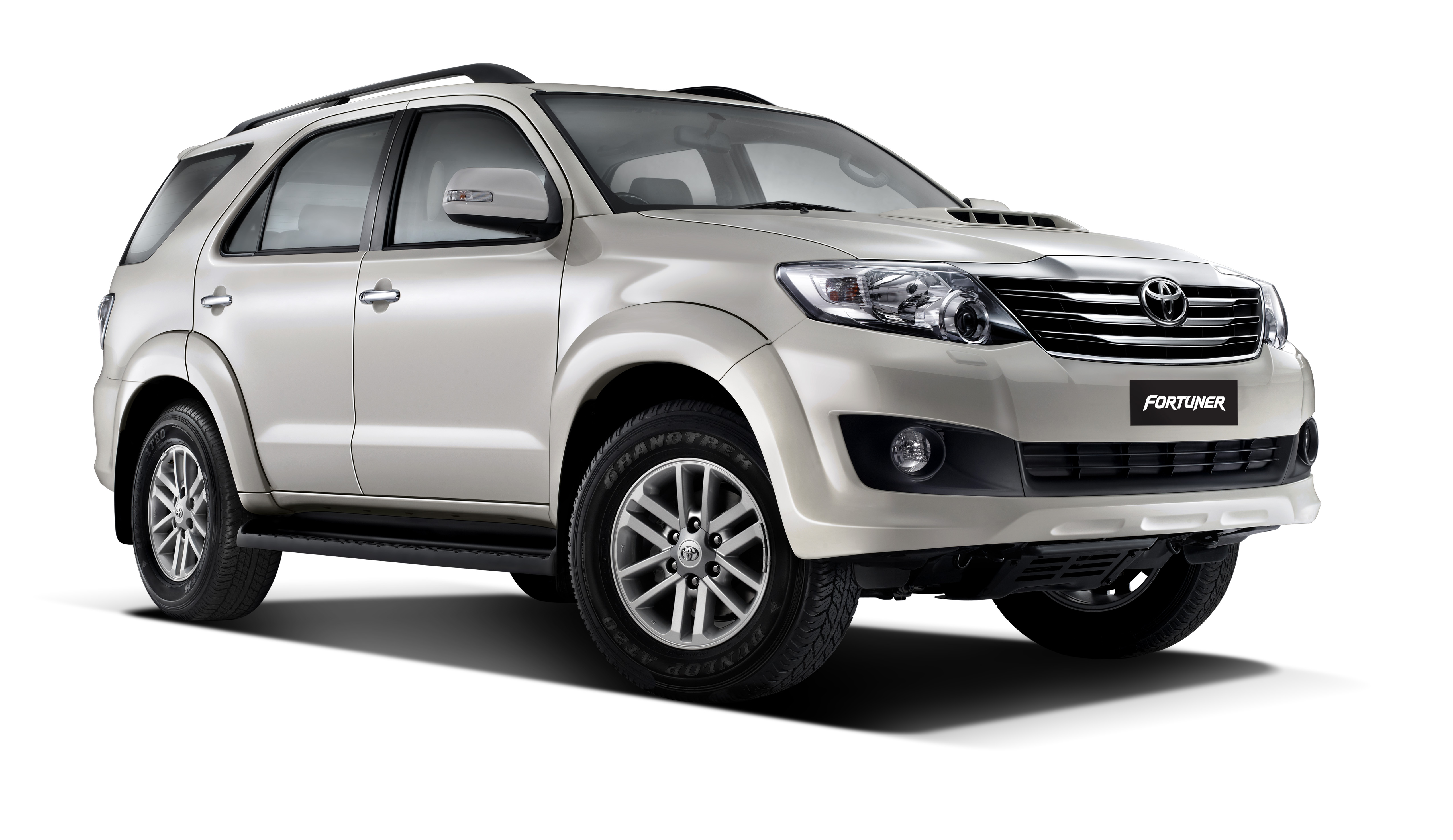 Toyota Fortuner Now With Five Speed Auto Autocar India