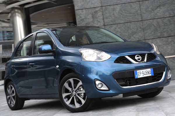 Nissan Micra facelift revealed - Autocar India
