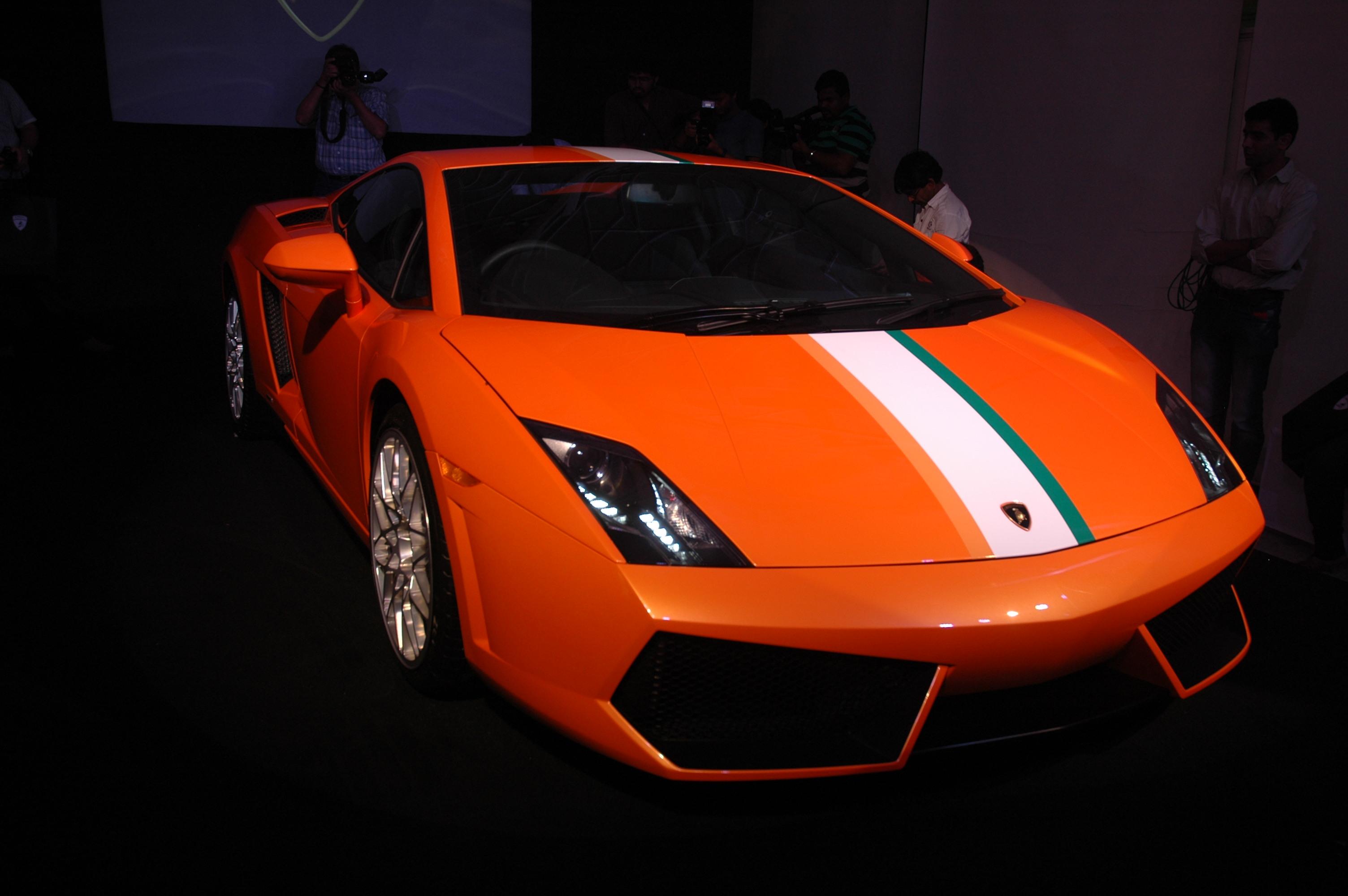 Lamborghini Launches Limited Edition Gallardo For India Autocar India