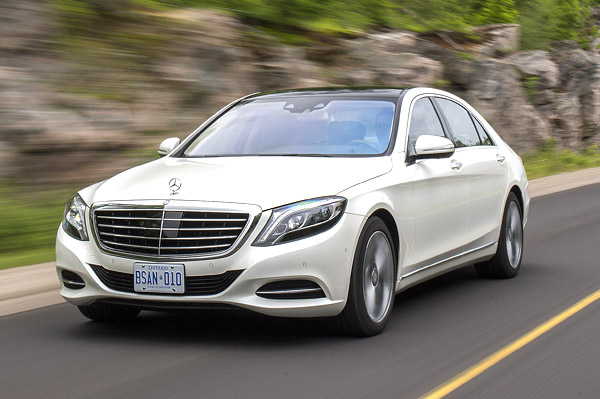 New 2014 Mercedes S Class Review Test Drive Autocar India