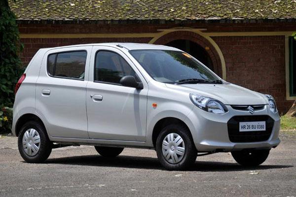 Maruti Suzuki Alto Lxi Price