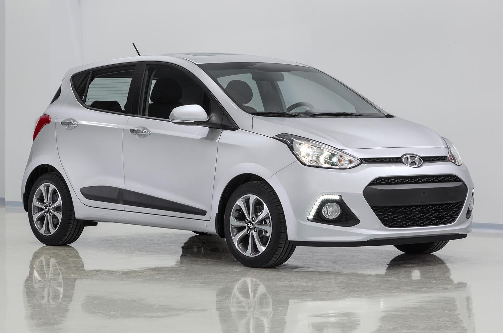 New 2014 Hyundai i10 revealed - Autocar India