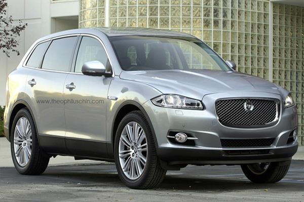 Jaguar confirms SUV for 2016 Autocar India