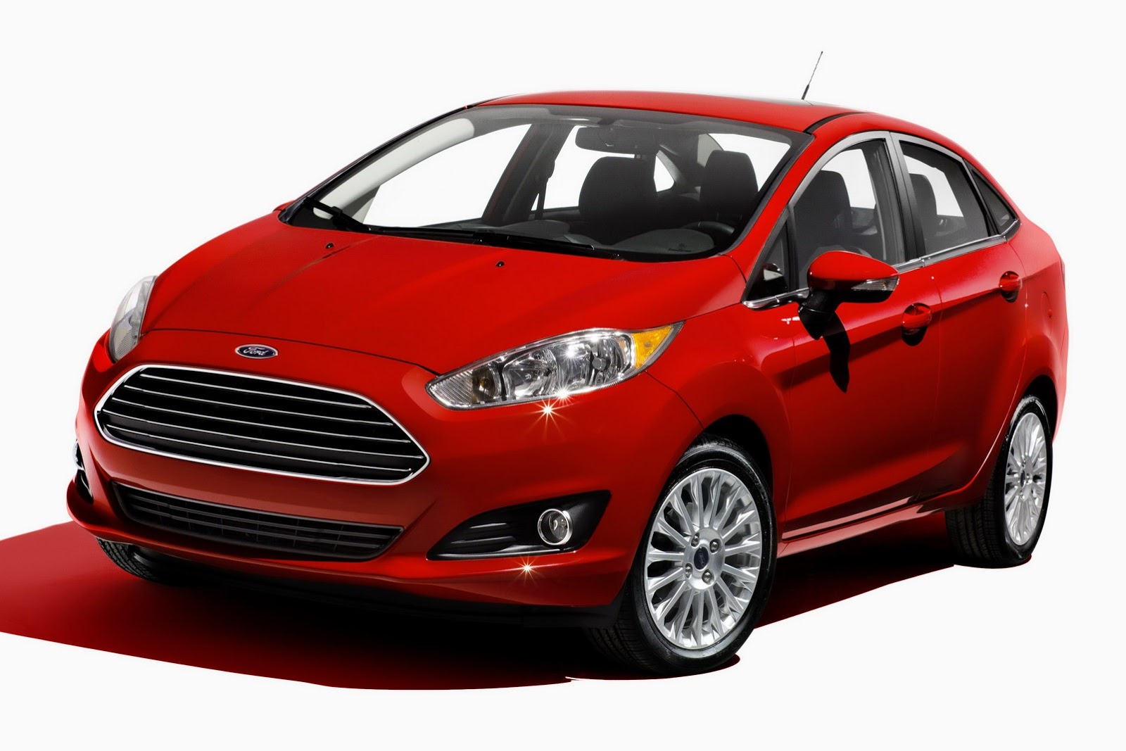 Ford Fiesta facelift coming in 2014 - Autocar India