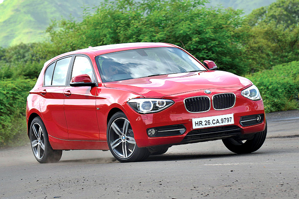 2013 bmw 1 series india review test drive autocar india. Black Bedroom Furniture Sets. Home Design Ideas