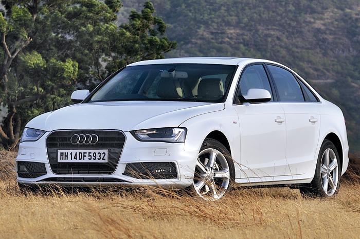 Audi launches 174bhp A4 saloon at Rs 3174 lakh  Autocar India