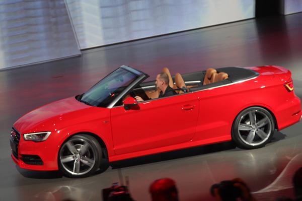 Audi Reveals 2014 A3 Cabriolet Autocar India