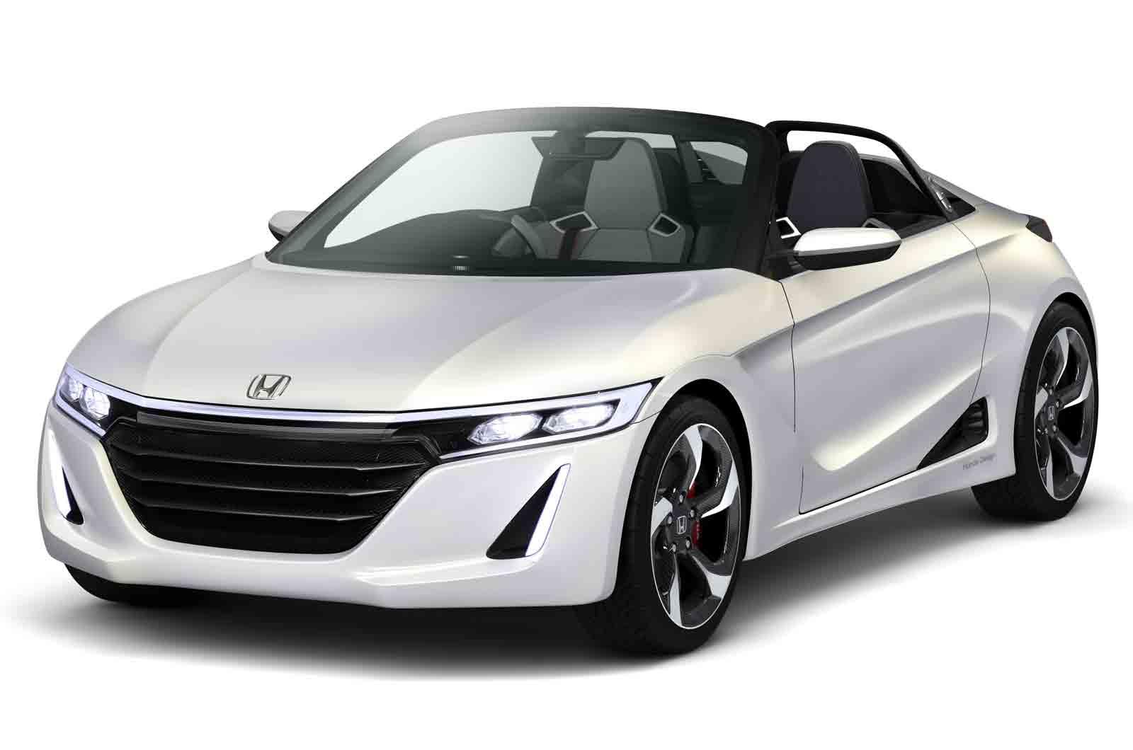 Honda S660 Concept Car Revealed Autocar India
