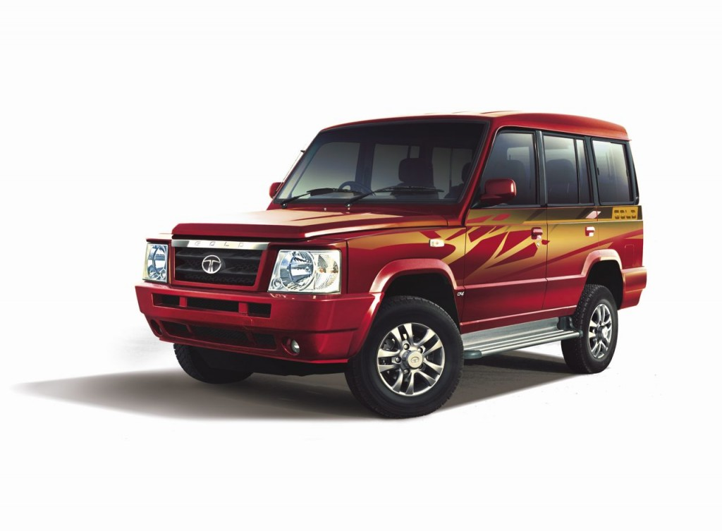 Image result for tata sumo gold
