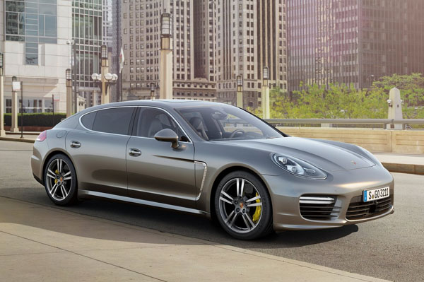 2014 Porsche Panamera Turbo S bookings open  Autocar India