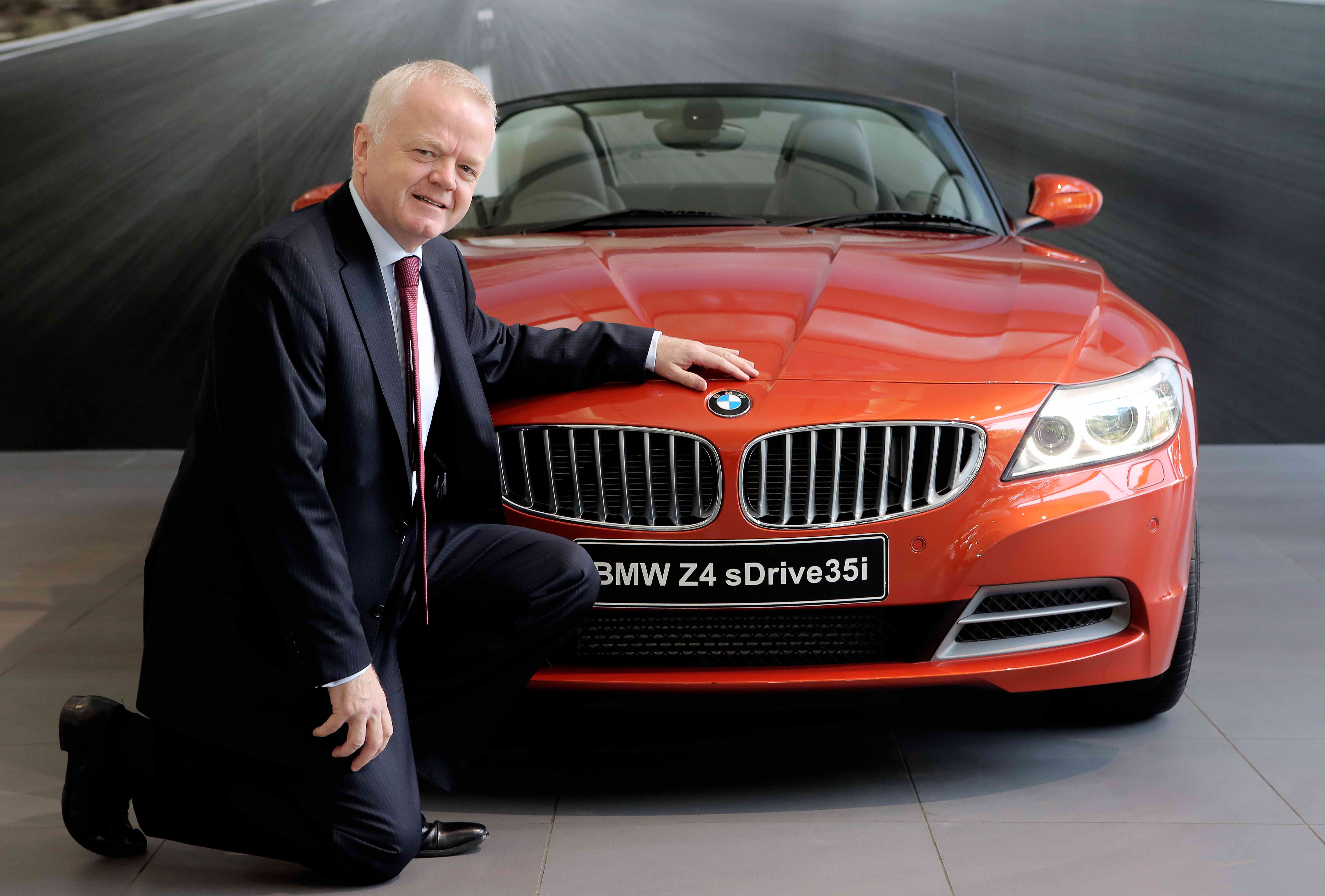 Bmw Z4 Facelift Launched At Rs 68 9 Lakh Autocar India