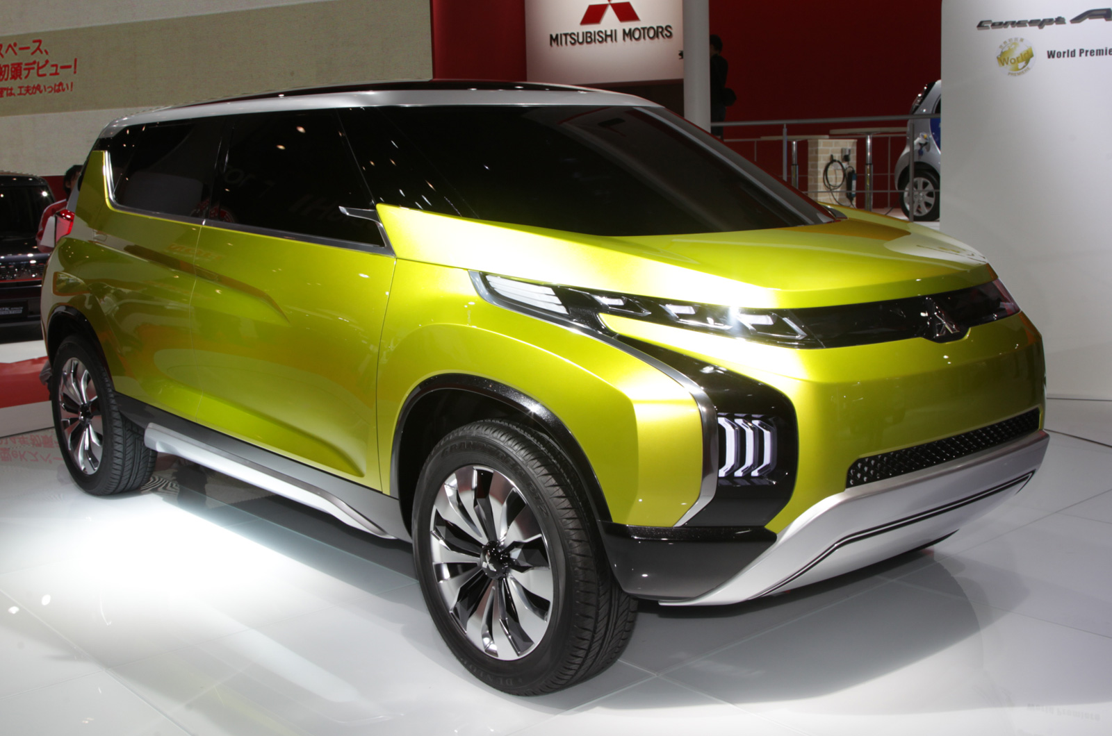 Mitsubishi Unveils New Suv Concepts At Tokyo Autocar India