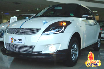 Maruti Swift Platinum Edition Introduced At Dealer End Autocar India