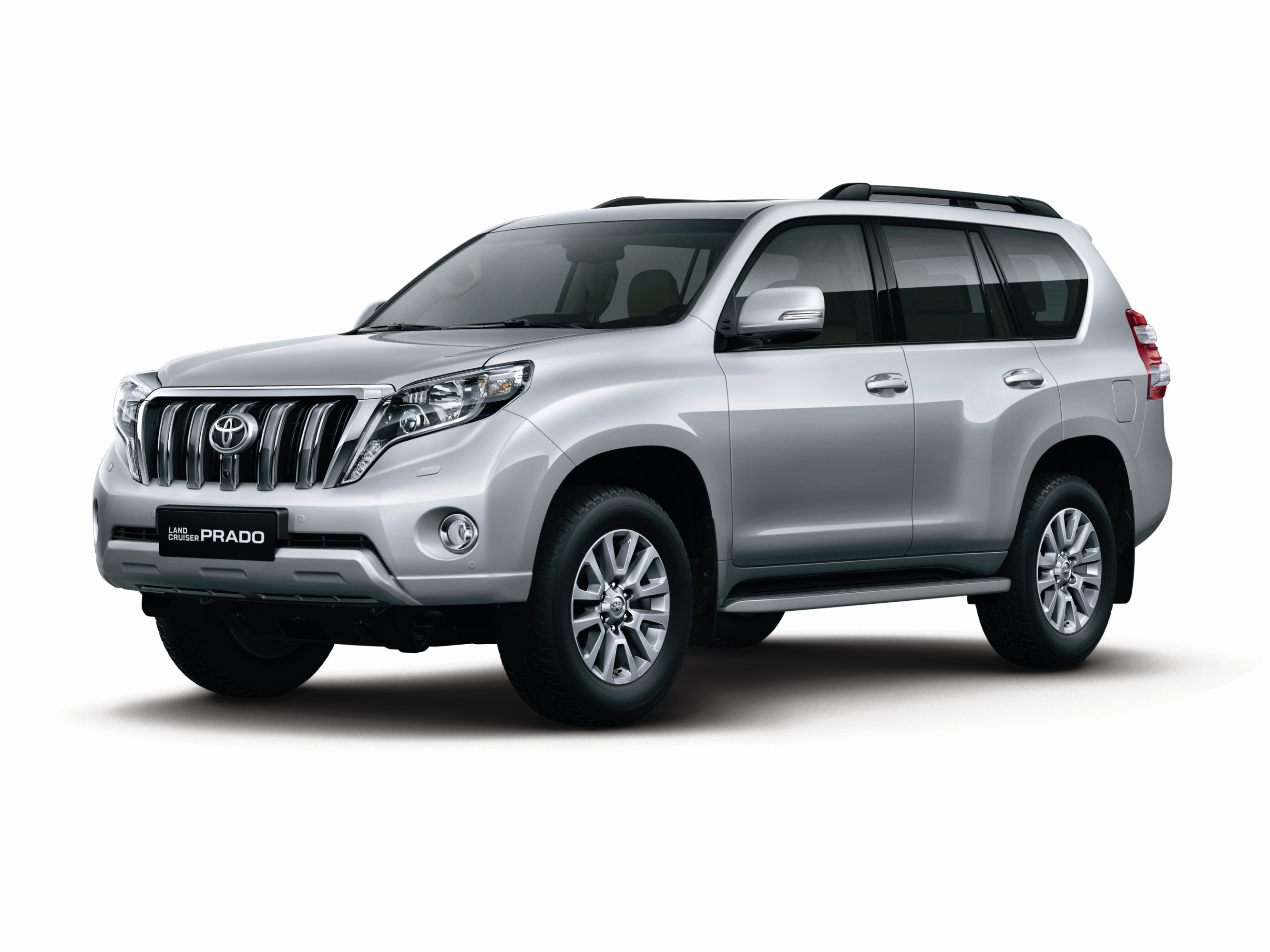 new toyota land cruiser prado launched at rs lakh. Black Bedroom Furniture Sets. Home Design Ideas