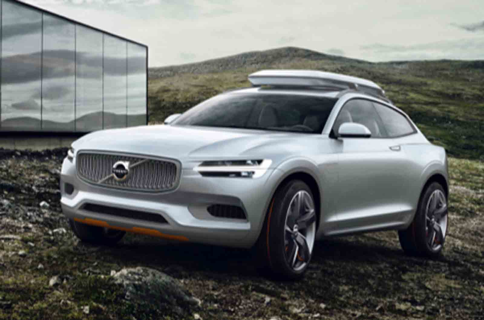 New Volvo Concept Xc Suv Leaked Autocar India
