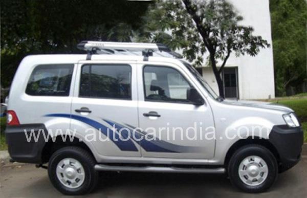 Tata Movus MUV to replace Sumo Grande - Autocar India
