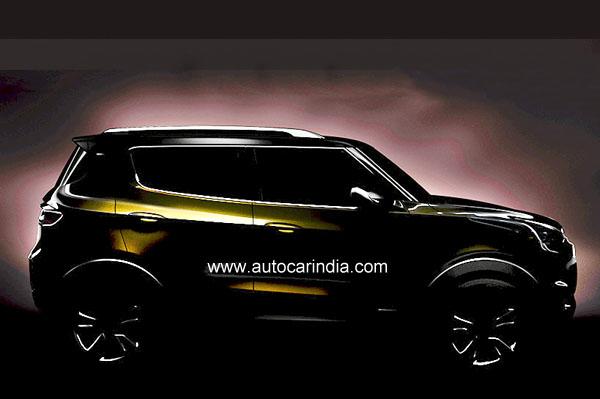 Auto Expo 2014: Chevrolet Adra compact SUV concept teased ...