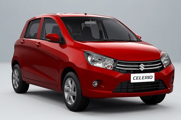 how to drive celerio automatic car
