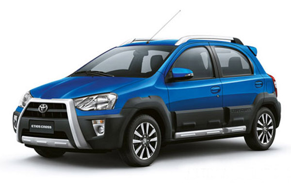 New Toyota Etios Cross Coming In May 2014 Autocar India