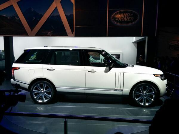 New 2014 Range Rover LWB, Evoque, Discovery SUVs launched in India - Autocar India