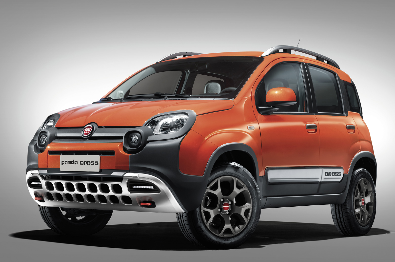 geneva 2014 new fiat panda cross revealed autocar india. Black Bedroom Furniture Sets. Home Design Ideas