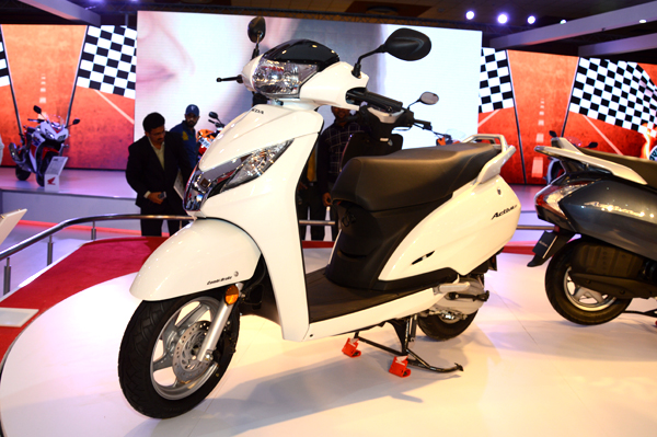 Honda Activa 125 Price First Look Review Autocar India