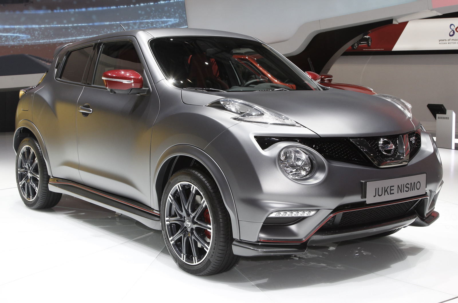 Updated Nissan Juke Nismo RS revealed - Autocar India