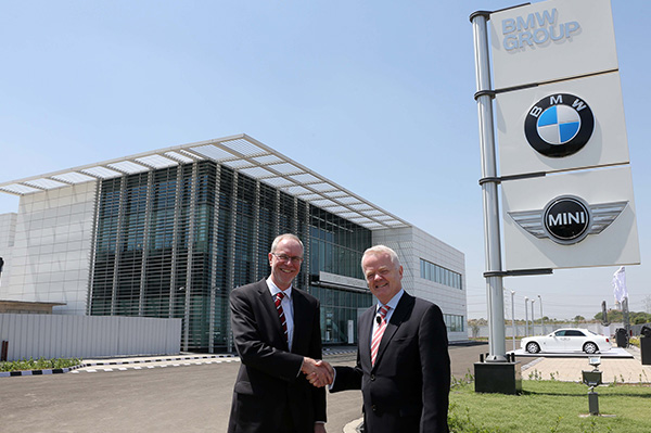 Bmw Opens Up New Training Centre In Gurgaon Autocar India