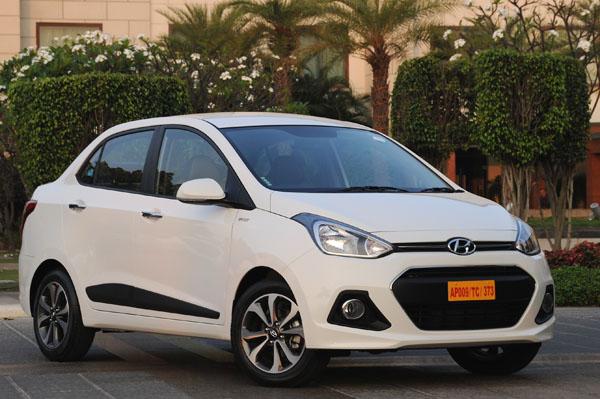 hyundai xcent review road test autocar india