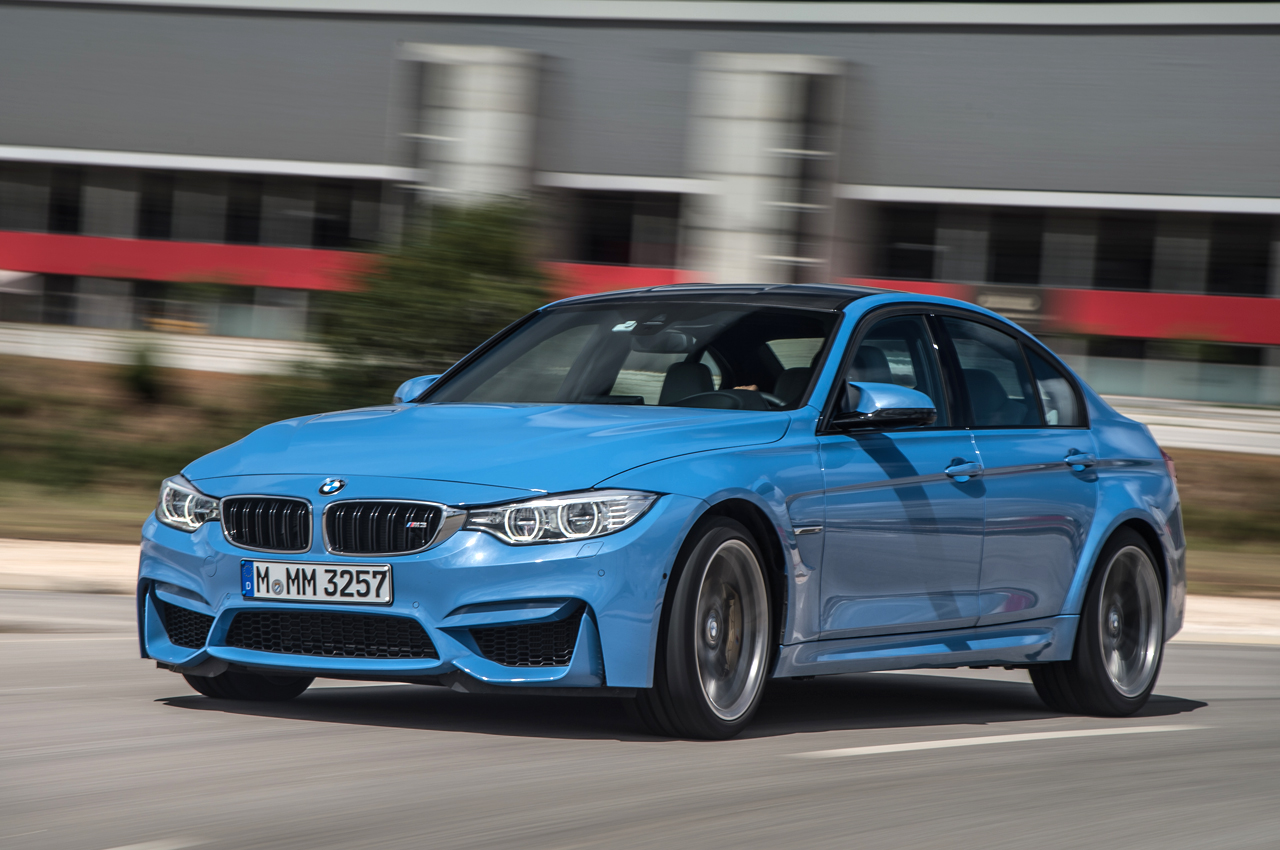 New Bmw M3 Review Test Drive Autocar India