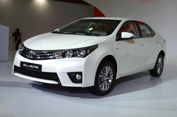 New Toyota Corolla Altis Versus Rivals Price Comparison