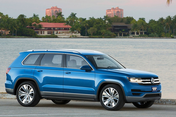 Skoda to bring new seven-seater flagship SUV - Autocar India
