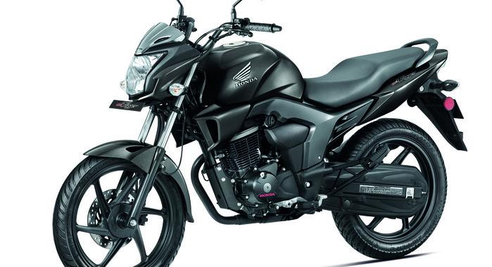 Honda readies new 160cc premium commuter bike - Autocar India