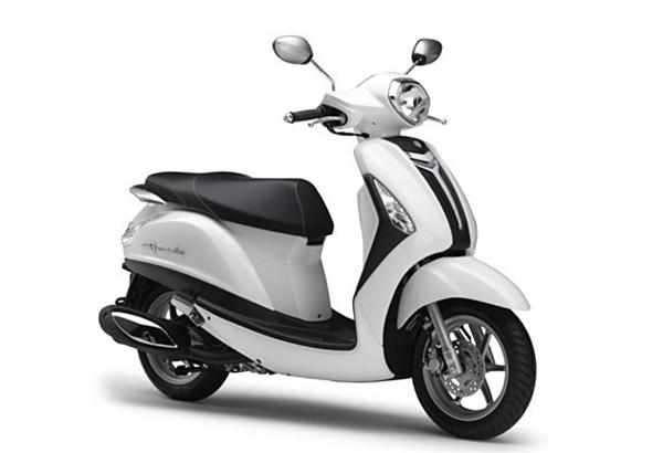 yamaha cc scooter coming mid  autocar india