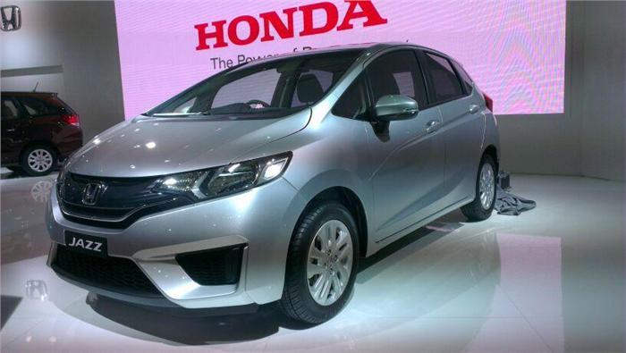 new car launches march 2015New Honda Jazz confirmed for March 2015 launch  Autocar India