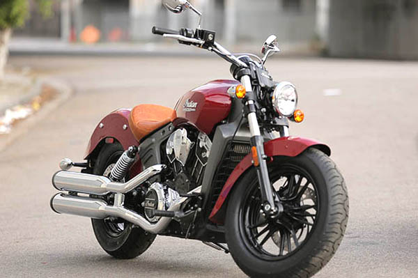 Indian Motorcycles' Scout is here - Autocar India