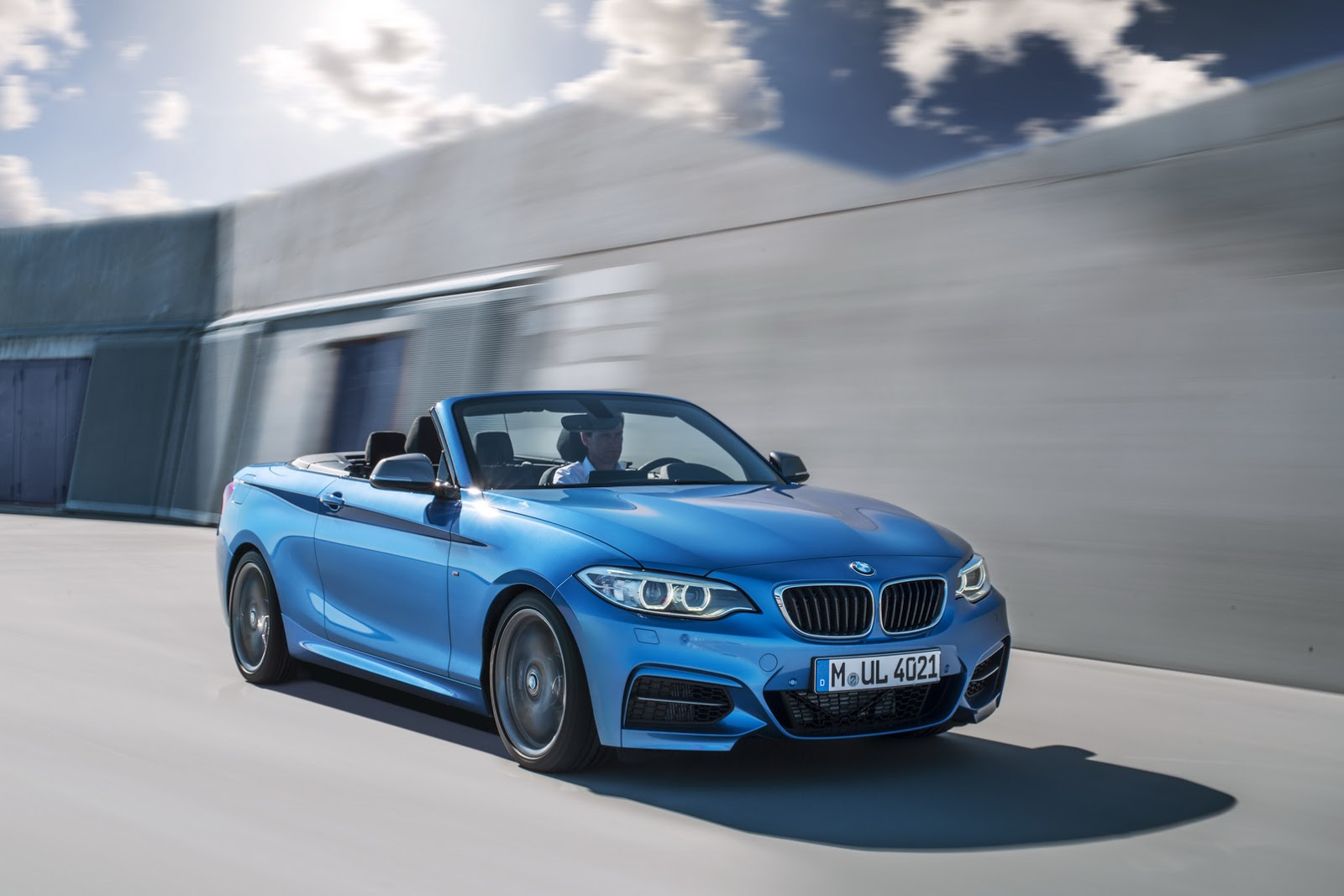 bmw 2 series convertible revealed autocar india. Black Bedroom Furniture Sets. Home Design Ideas