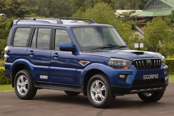 New Mahindra Scorpio Vs Rivals Price Comparison