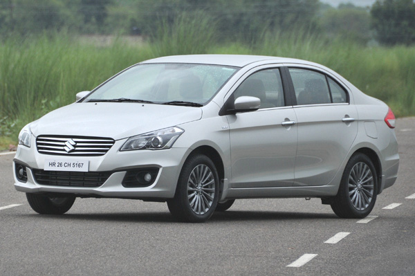 Maruti Ciaz Vs Rivals Features Comparison Autocar India