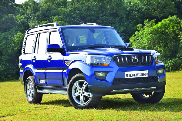 New Mahindra Scorpio Review Specifications Scorpio Price