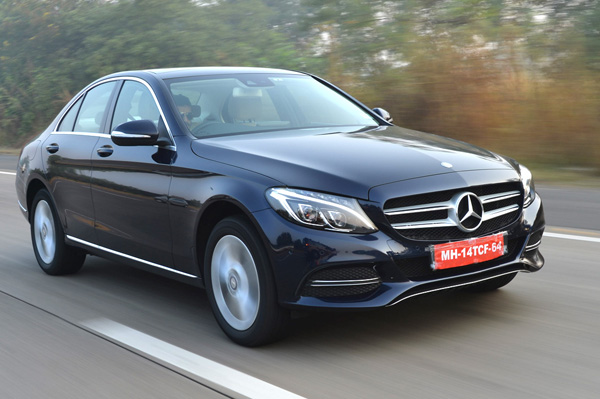 new mercedes benz c class c 200 petrol review test drive autocar india. Black Bedroom Furniture Sets. Home Design Ideas